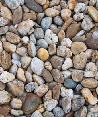 mieszanka kamieni