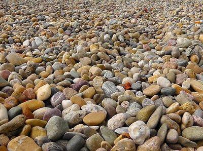 kamienie i żwir ze żwirowni 14